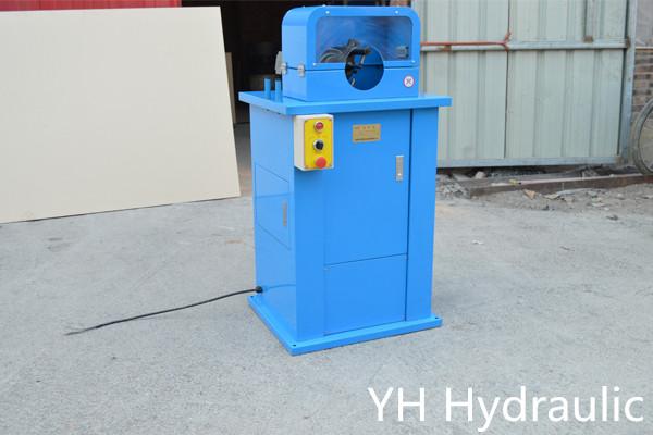 хидравлична машина за къдрене на маркучи